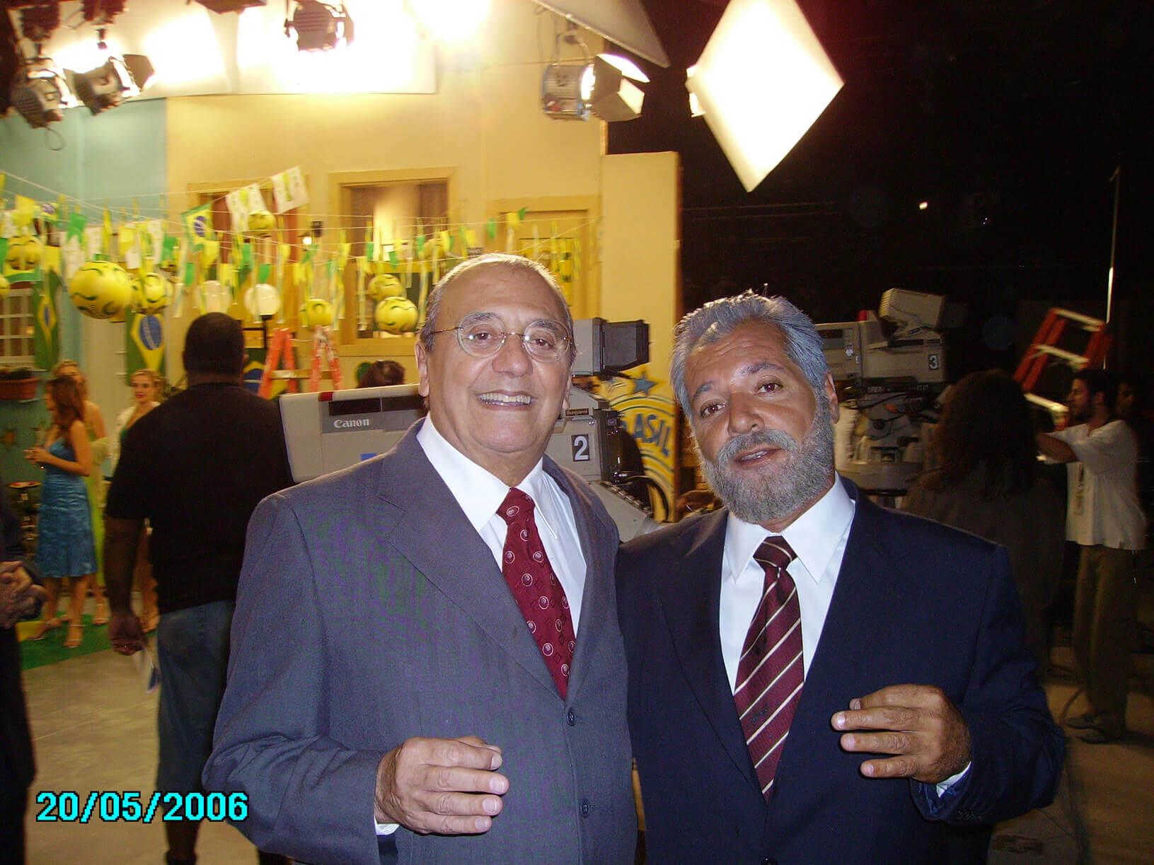Damascenocom (Lula) com Agildo Ribeiro (Maluf) no Zorra Tota_KBbXYb