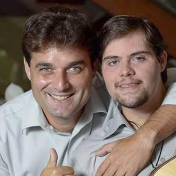 Leonardo e Eduardo Gontijo